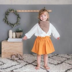 Volant skirt