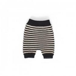 New born shorts - black