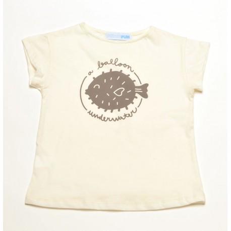 Camiseta manga corta Palmer Balloon