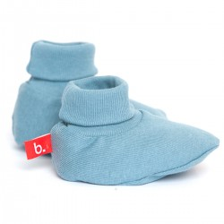 Booties - Denim blue