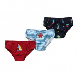 Underpants - Sailing (3 pack)