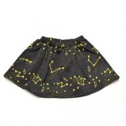 Falda Petxina gris Stars