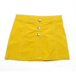 Skirt Cosmic yellow