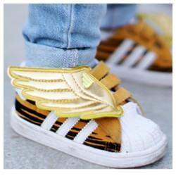 ShWings - Alas para zapatos o deportivas de velcro
